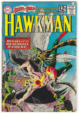 BRAVE & BOLD 42 with Hawkman