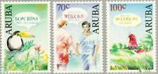 ARUBA 1991 100-102 ++ MNH POSTFRIS **