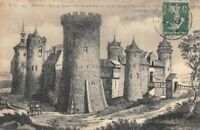 ROUEN - Tour où Jeanne d'Arc fut enfermée en 1431 et ancien Château