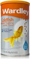 Wardley Fish Food, Floating Pellets for your Goldfish, 16.75oz
