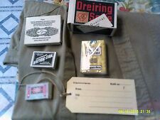 Reproduction WW2 German  Personal Items