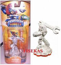 Skylanders Giants Pearl Sparkle Sprocket Figure Variant Rare 2012 NEW