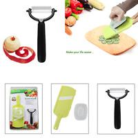 2 in1 Combine Adjustable Slicer Kitchen Hand Mandolin Blade + Mandoline Slicer