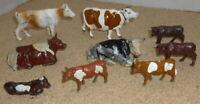 Vintage Britains metal Cows And Calves