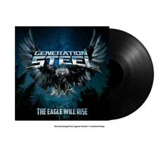 GENERATION STEEL - The Eagle Will Rise BLACK DOUBLEVINYL LIM 300 COPIES