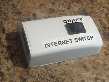 Internet Switch with patch cable  100MB