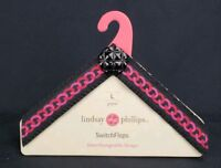 Lindsay Phillips Joyce - Large US 9 10 11 - SwitchFlops Interchangeable Straps E