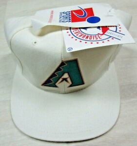 Vintage 1990s NWT Arizona Diamondbacks Sports Specialties Wool MLB Snapback Hat