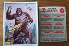 Panini Prehistoric Animals Stickers (1976) - Complete your collection