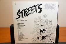 Streets (Select Highlights From Independent British Labels) - Punk Comp - Vinyl