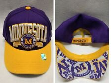 Minnesota Vikings Team Color  3D Embroidered Hat/Cap - EXCEPTIONAL QUALITY!!