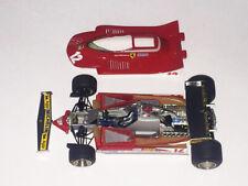 1/43 ANTELMI FERRARI 312 T4 GILLES VILLENEUVE MONACO TAMEO LOOK SMART BBR F1 T5