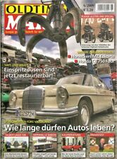 Oldtimer Markt 6/09 Alfa Romeo Spider - Honda CB 750 Four - MZ ETS 250