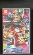 NEW Nintendo Switch Game Mario Kart Deluxe 8