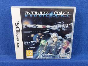 *ds INFINITE SPACE (NI) Lite DSi 3DS PAL Version REGION FREE