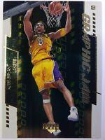 2000-01 Upper Deck Graphic Jam Kobe Bryant #G1, Los Angeles Lakers, Insert