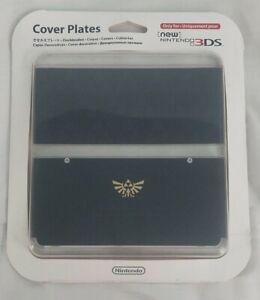New Nintendo 3DS Kisekae Cover Plates Faceplate No.055 Zelda Triforce