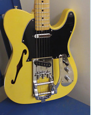 Bigsby, Vibramate B5, V5-TEAS Stage II & Saddles, 4 Telecaster American Standard
