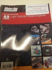 A8  ASE Motor Age Study Guide Test  ( Engine Performance )