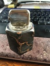 Tiffany Sterling Table Lighter RARE