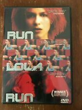 Run Lola Run (Dvd, 1999, Original in German)*Franka Potente