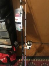 Shakespeare Ugly Stick Catfish Round Rod & Reel & Tackle Combo
