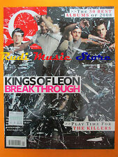 Q Magazine 270/2009 Kings Of Leon Killers Jason Donovan Pink Mick Hucknall No cd