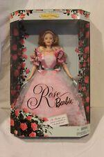 Rose 1999 Barbie Doll Mattel Stunning. Red Hair. NRFB NEW