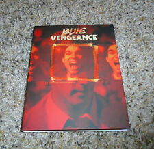 BLUE VENGEANCE slipcover only / NO Blu-ray / VINEGAR SYNDROME / Limited Edition