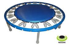 Needak Rebounder - Non-folding, Soft-bounce, Blue - AUTHORIZED NEEDAK STORE