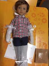 """Maru and Friends 13"""" Doll Mini Chad Sculpted by master doll artist Dianna Effner"""