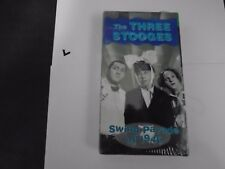 THE THREE STOOGES SWING PARADE OF 1946  VHS NEW
