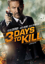 3 Days to Kill (DVD, 2014, Canadian)