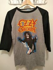 Authentic Vintage Ozzy Osbourne1981 Diary of Madman Concert T-shirt Size M