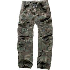 Pantaloni da uomo regolanti marrone , Taglia 48