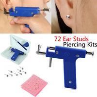 Body Piercing Tools Navel Piercing Stainless Steel Piercing Gun  Ear Nose