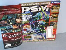 PSM Playstation Magazine Holiday 2003 Legacy of Kain Defiance