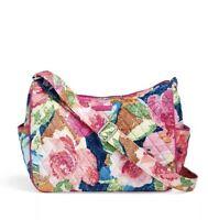 Vera Bradley On the Go Super Bloom Crossbody Bag in Superbloom RV $70 NWT
