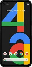 Google Pixel 4a 128GB (Unlocked) Android Smartphone - Just Black