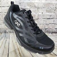 Ryka Devotion XT Women's Athletic Training Sneaker Shoes Size 8.5 M Black  EUC