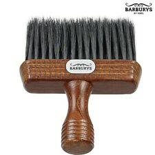 Barburys WILLIAM Professional Salon Barbers Neck Brush Hairdressing & Cleaning