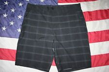 mens Russell Athletic Gray Shorts Siz 36: casual/golf/athletic/dressy/work #5375