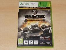 World of Tanks Xbox 360 Edition UK PAL **FREE UK POSTAGE**