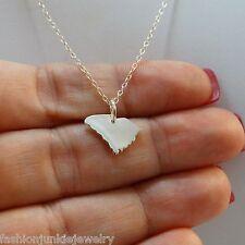 South Carolina Necklace - 925 Sterling Silver - US Carolina State Charm Jewelry