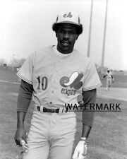 1980's Montreal Expos HOFer Andre Dawson Spring Training 8 X 10 Photo Picture