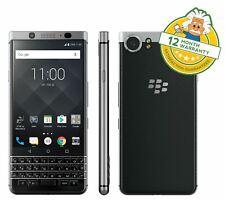 BlackBerry KEYone (Unlocked) Silver - 32GB - Android QWERTY Smartphone - Grade B