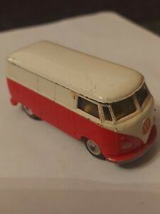 vintage Corgi 433 Volkswagen Split Screen Delivery Van  excellent condition