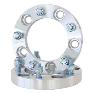 """1""""5X5.5 (5x139.7) Wheel Spacers Adapter Jeep Ford Dodge 5X5.5 - 1/2""""X20"""