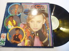 CULTURE CLUB - Colour By Numbers - Deleted 1983 UK LP