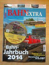 Bahn Extra , uscita 1/2014. CON DVD